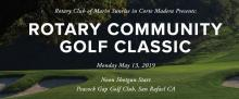 Rotary Marin Golf Classic banner